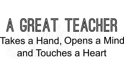 Being an Educator